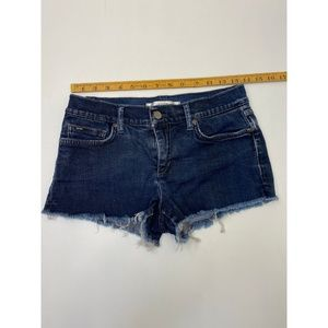 Joes Jeans Womens Rolled Short in Riya